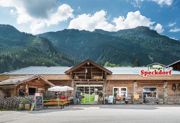 Pinzga Speckdorf<br/>Fleischhauerei Schöppl